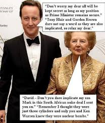Cameron and Thatcher
