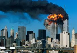Twin Towers attack - 11th Sept 2001