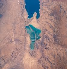 The Dead Sea...