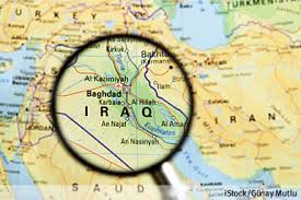 iraq map 2