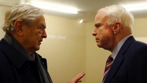 McCain Soros