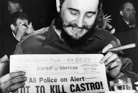 plot to kill Castro