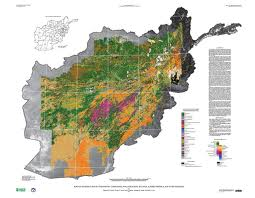 In 2007, USGS scientists acquired airborne hyperspectral data for most of Afghanistan as part of an Oil and Natural Gas Resources Project assessment. Like they didn't get the 50 year old information from the Soviets!
